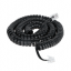 Кабель Телефонный 14 FT черный (TEL 0032A-4.2) TEL0032A-4,2
