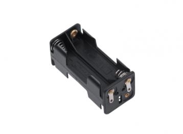 Держатель для 4 батареек типа  ААA квадрат  GNI0057