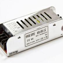 Блок питания  5А, 60Вт, 12В MS-60-12