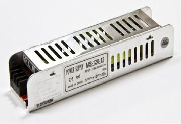 Блок питания 10А, 120Вт, 12В MS-120-12