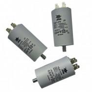 Конденсатор робочий JYUL 60 мкф - 450 VAC (50х92 mm) KB