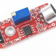 Датчик звуку для Arduino KY-037