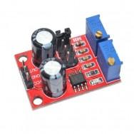 Генератор імпульсів на базі NE555 NE555