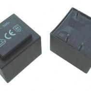 Трансформатор залитий 6.0VA 230V/12V 500mA  TR Z06.00/12b