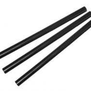 Термоклей універсальний чорний 11 мм 1 кг NAR 6031B
