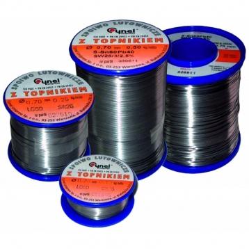 Припій Cynel 0.70mm/1kg Sn60Pb40 LUT0005-1000