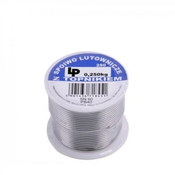 Припій Lechpol 0.7 mm 100g LUT0027-100